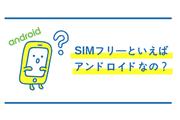 【2019年】 SIMフリー端末を買うならAndroid??