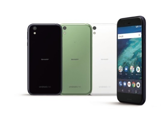 SHARP Android One X1