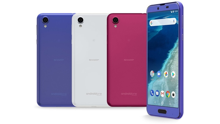SHARP Android One X4